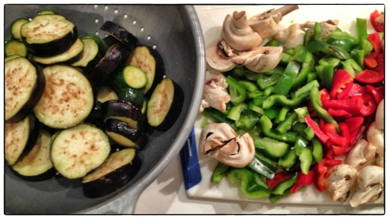 With all the veggie chopping involved in this recipe, I do sometimes think of getting one of those slicer dicer things you see on TV.